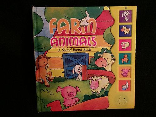 Farm Animals A Sound Book
