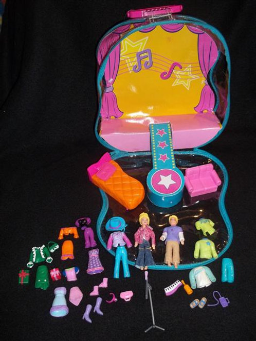 Polly Pocket Fold out stage