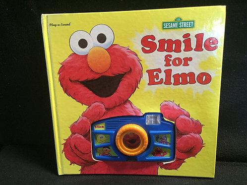 Smile for Elmo Hardcover