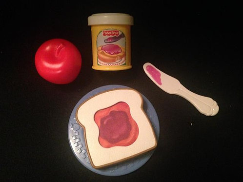 Fisher Price #73348 Magic Spreadin' PB J 1999