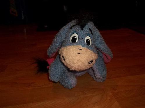 """Disney Pooh Pal Gloomy Singing Eeyore 9"""""""