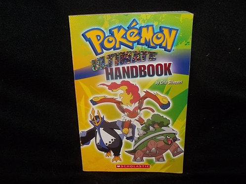 Pokemon Ultimate Handbook SOFT COVER