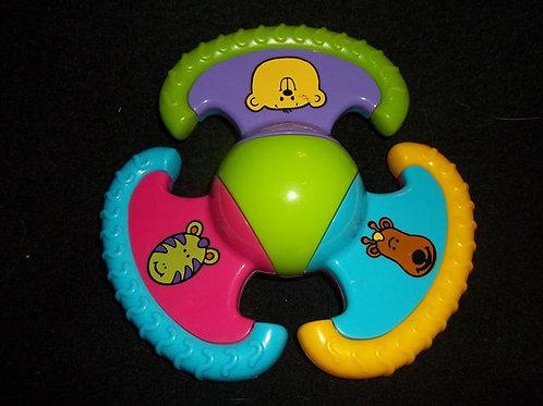 ABC Shake, click, twist infant toy
