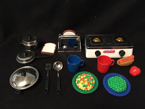 Tabletop Stove lot