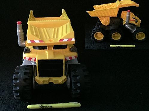 Mattel Matchbox Rocky The Robot Truck