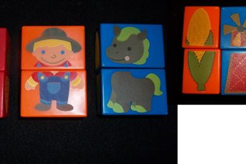 Magnetic Picture Blocks