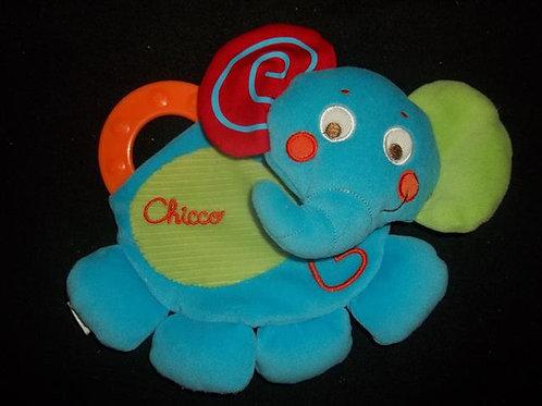 Chicco Elephant Teething Blanket