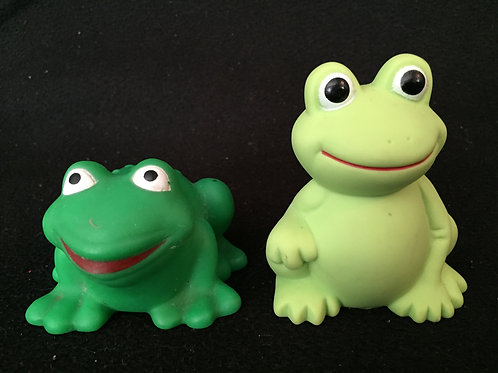 Frog Water Toy Set