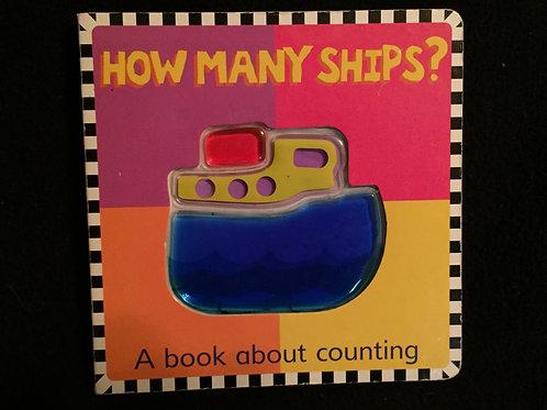 How Many Ships - Rainbow Jellies