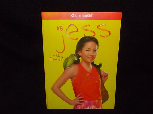 Jess (American Girl Today)