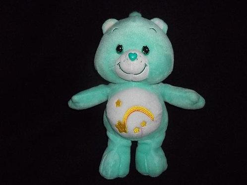 "Wish Bear (2002) 10"" Plush"