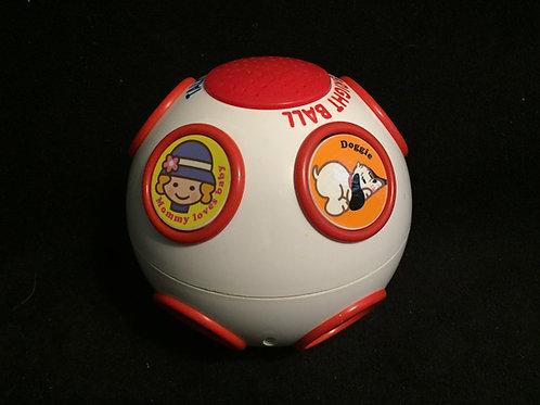 Vtech Little Smart Press N Play Ball