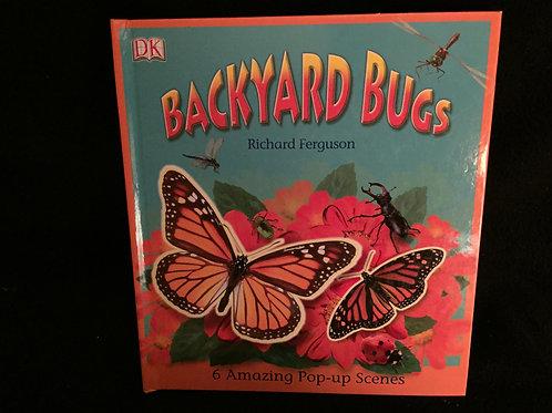 Backyard Bugs - Hardcover Pop Up Book