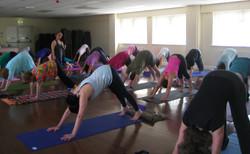 Hands,Feet,Seat & Soul Yoga Retreat
