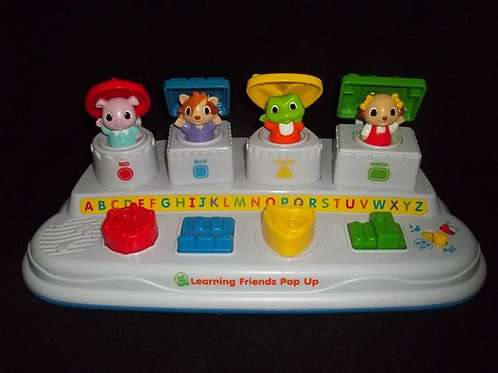 LeapFrog Learning Friends Popup