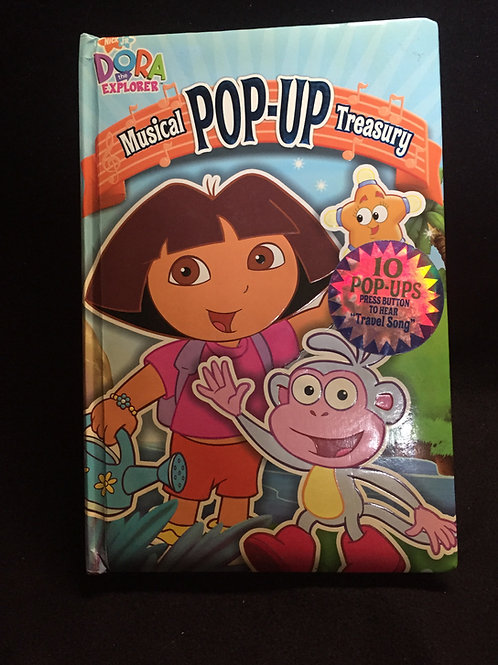 Dora the Explorer Musical Pop-Up
