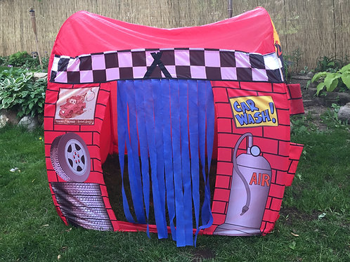 Playhut Cars Mega Garage 5' x 5'