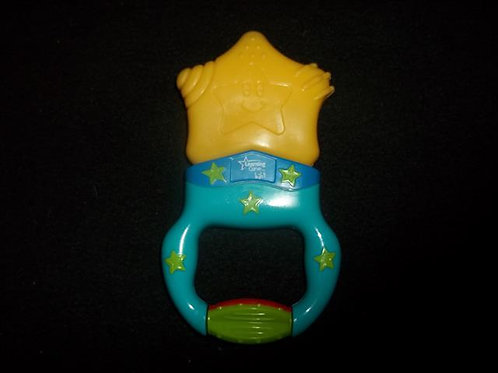 Learning Curve Massaging Vibrating Star Teether