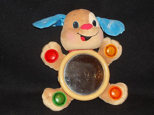 Fisher Price Sing a Long Puppy Mirror