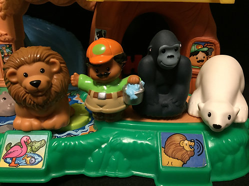 Fisher-Price Little People Zoo Talkers zoo