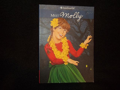 Meet Molly - Book 1 - For Molly McIntire