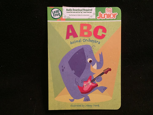 Abc Animal Orchestra Hardcover