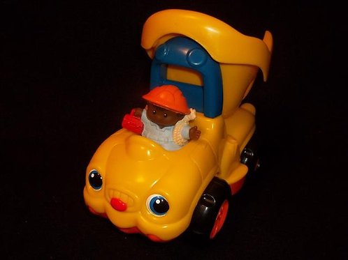 Fisher Price Little People Lil' Mover Dump Truck#1