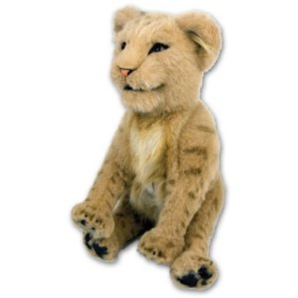 WowWee Alive Lion Cub Plush Robotic Toy