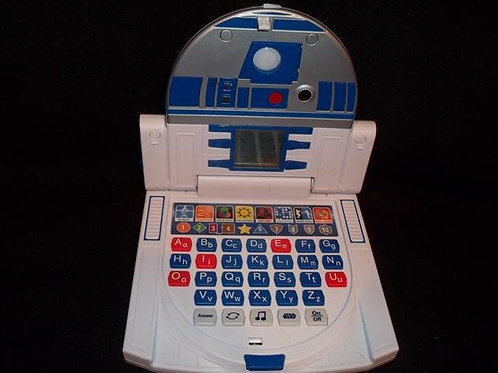 Star Wars Electronic Jr. Learning Laptop