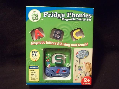LeapFrog Fridge Phonics Magnetic Alphabet *NEW