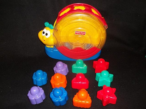 Fisher Price Brilliant Basics Musical Singin' Snail