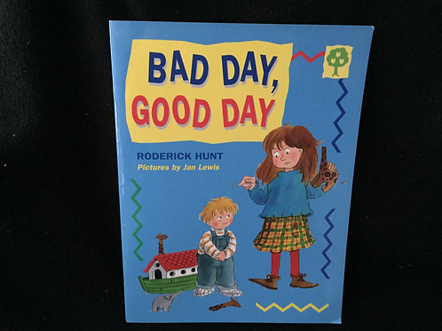 Bad Day, Good Day (Story Rhymes)