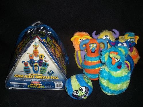 Melissa & Doug Children's Monster Bowling