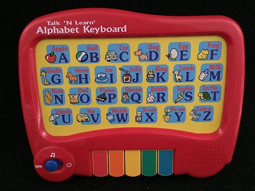 Talk 'N Learn Alphabet Keyboard