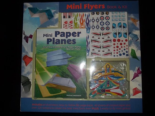 Mini Flyers Book and Kit*NEW