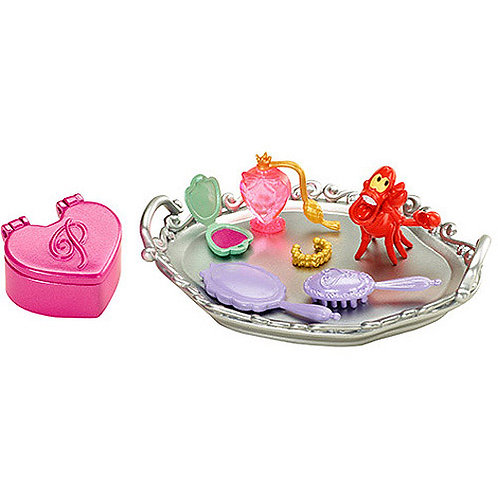 Disney Princess Castle Royal Accessory Vanity