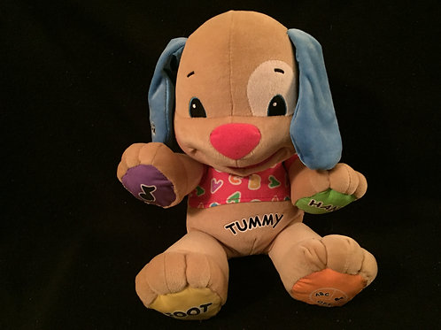 Fisher-Price Laugh & Learn- Love to Play Puppy #1