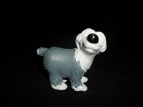 Disney Prince Eric's Dog Figure / Cake topper 2""