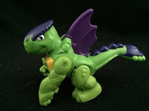 Mattel Turtle Dragon (P6234)