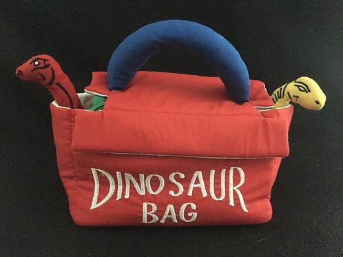 Bag of Dinosaurs *Vintage (Polyester Fiber)
