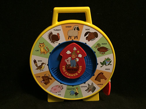 Fisher-Price Classic See 'N Say The Farmer Says Toy