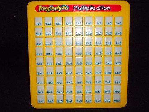 Magic Math Keyboard - Multiplication