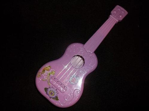 Trust Your Heart Frog Princess Guitar