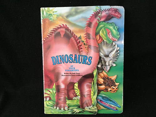 Dinosaurs (At Your Fingertips (McClanahan)) Board