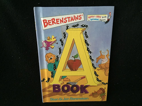 Berenstains' A Book Bright and Early Books for Bed
