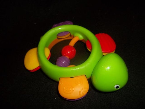 Bright Starts Turtle Rattle/Teether