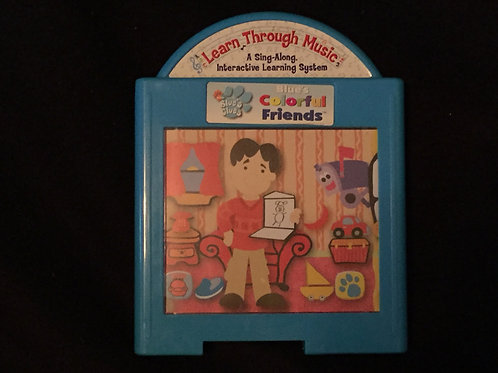Learn Through Music - Blues Colorful Friends