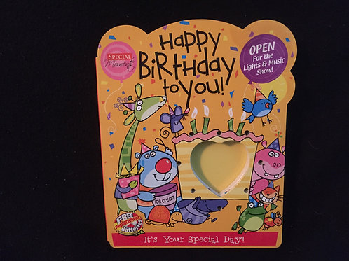 Happy Birthday (Special Moments) Board book