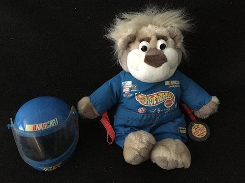 Hotwheels NASCAR Talking BUBBA Race Car Driver