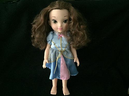 My First Disney Princess Belle (Blue Dress)